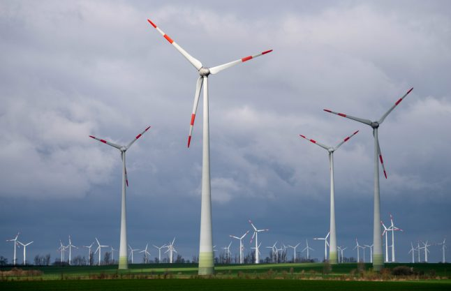 Turbulent politics: How wind energy became a divisive issue in Germany