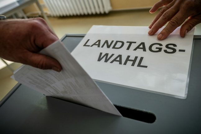 'Seniors rescue the established parties': German grey vote fights far-right
