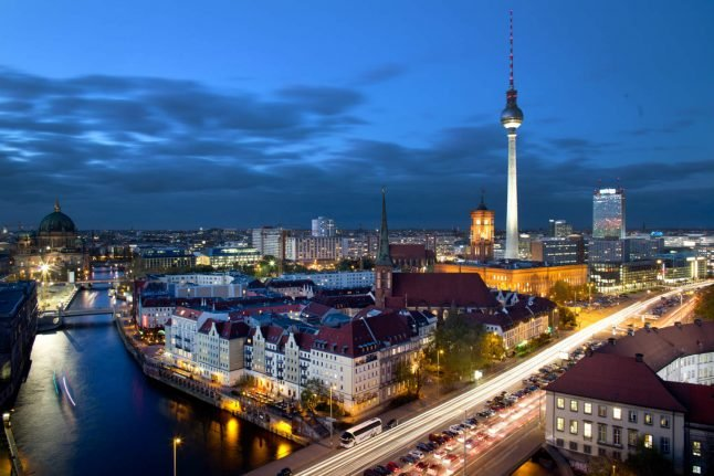 How to understand Berlin through its landmarks with quirky nicknames
