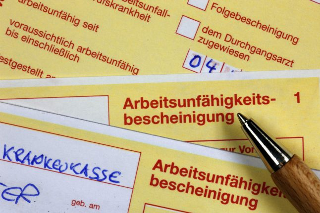 How Germany plans to ditch paper sick notes for digital ones