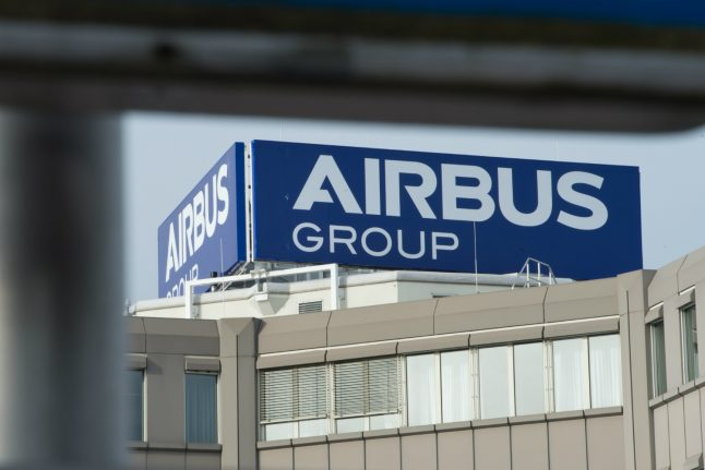 German probe opens into suspected internal spying at Airbus