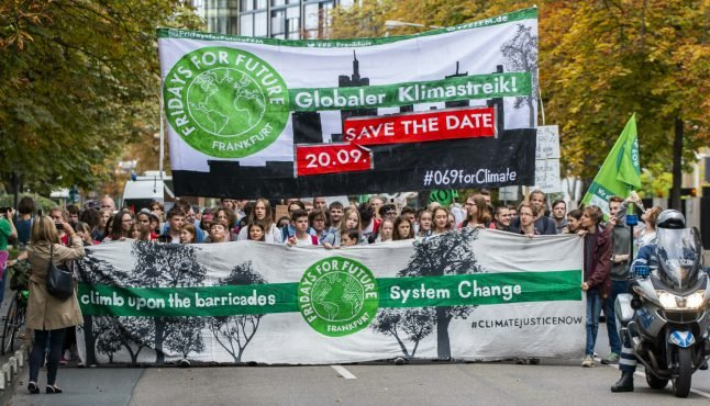 German government to unveil multi-billion-euro climate strategy