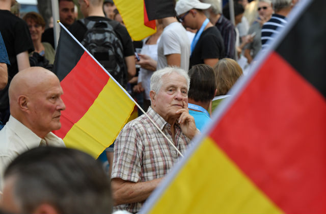 Far-right surge expected in east German state elections