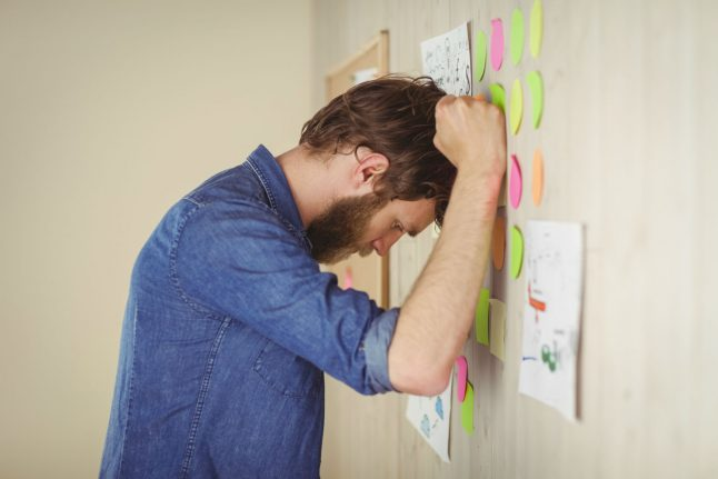 Five ways to calm anxiety in a German workplace