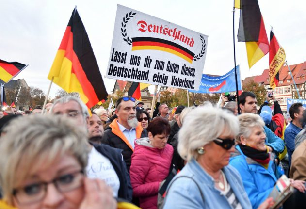 Germany's far-right AfD hopes for gains in eastern heartland