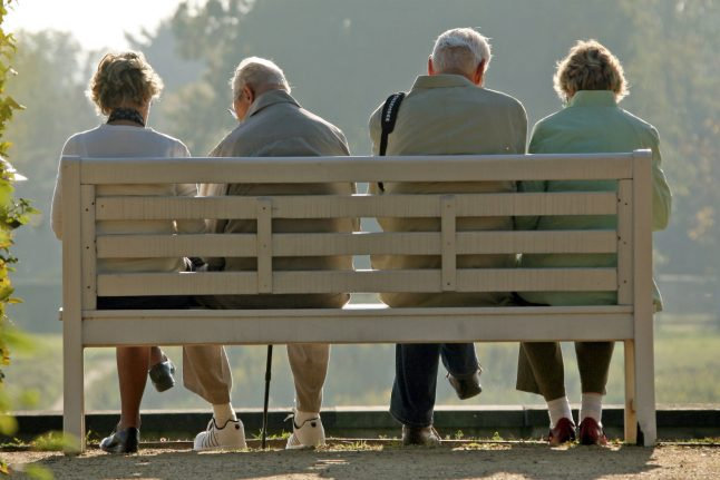 How does Germany's pension system measure up worldwide?