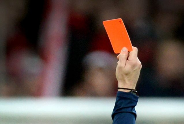 'A problem that touches all of society': German federation 'dismayed' over referee attacks