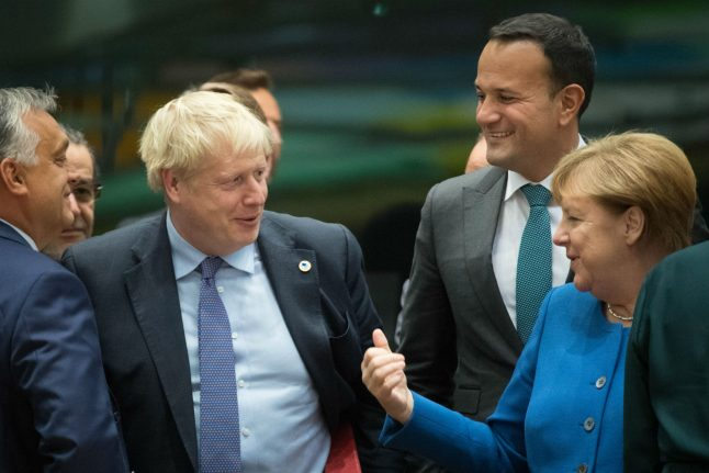 'It's going to be confusing': What the Brexit deal means for Brits in Germany