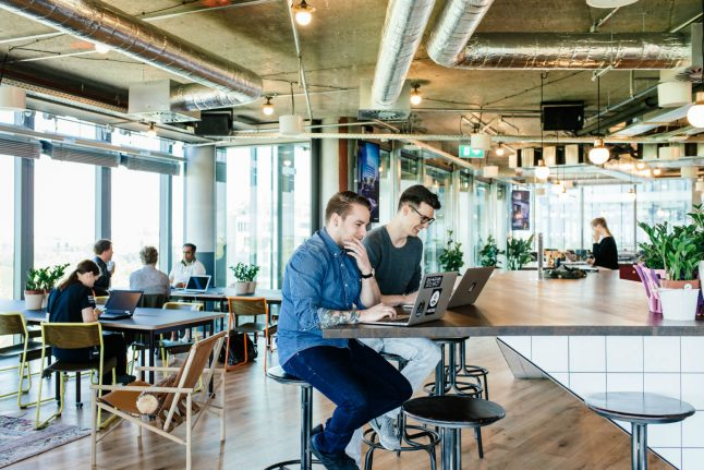 What's the future of co-working in Berlin?