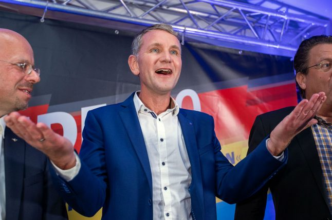 What does the far-right AfD's success in Thuringia mean for Germany?