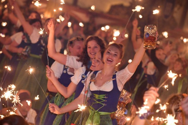 Oktoberfest 2019 in numbers: Less beer, fewer crimes and 96,912 stolen mugs