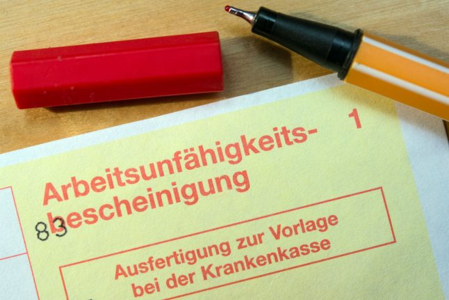 From sick notes to taxes: Germany votes to digitalize its paper trail