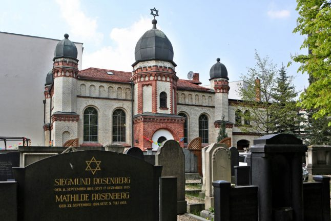 'They're shooting at us!': Inside the Halle synagogue targeted by gunman
