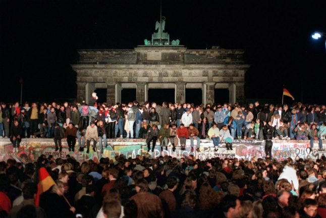 Central European presidents to celebrate fall of Berlin Wall
