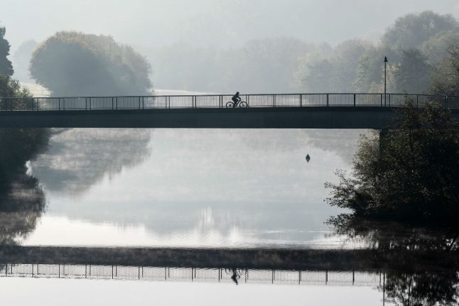 'The first snow is in sight': Germany to see sub-zero temperatures