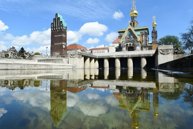Why Berlin, Fürth and Darmstadt are among Germany's 'best performing' cities