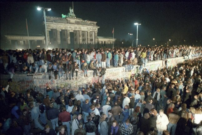 Berlin Wall fall: The unbelievable moment that changed the world forever