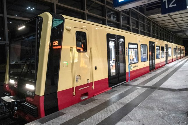 Berlin set to introduce self-driving S-Bahn trains
