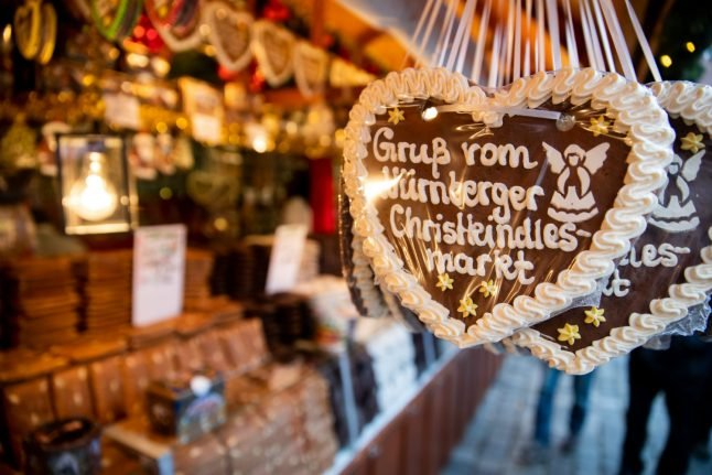 These are 10 of Germany's top Christmas markets in 2019