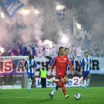 Fireworks and 'ultra' pitch invasions as Union win first top-flight Berlin derby