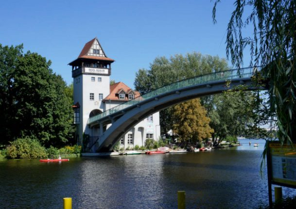 10 beauty spots that show a different side of Berlin