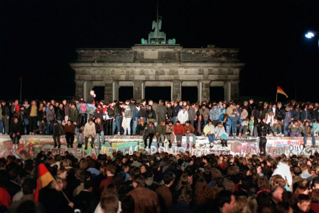 'Spirit of optimism is gone': Sombre mood as Germany marks 30 years of Berlin Wall fall