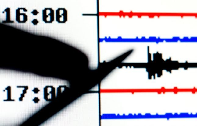 Southern Germany rattled by earthquake