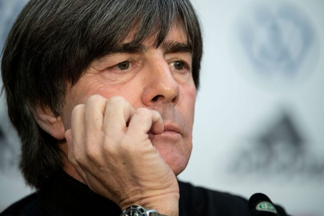 Revamped Germany 'isn't among' Euro 2020 favourites: Löw