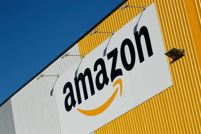 Amazon workers in Germany stage strike on 'Black Friday'
