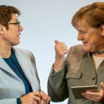Merkel's CDU gathers for 'controversial' conference in Leipzig