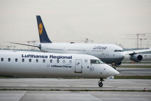 New cabin crew strike set to hit 'all Lufthansa flights' from Germany