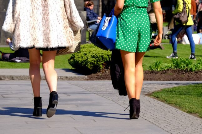 'Violation of private space': Germany approves bill to ban upskirting