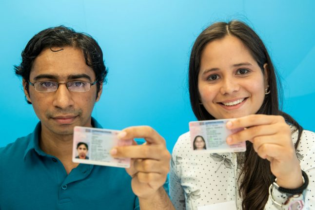 Explained: How to get a 'Blue Card' to live and work in Germany