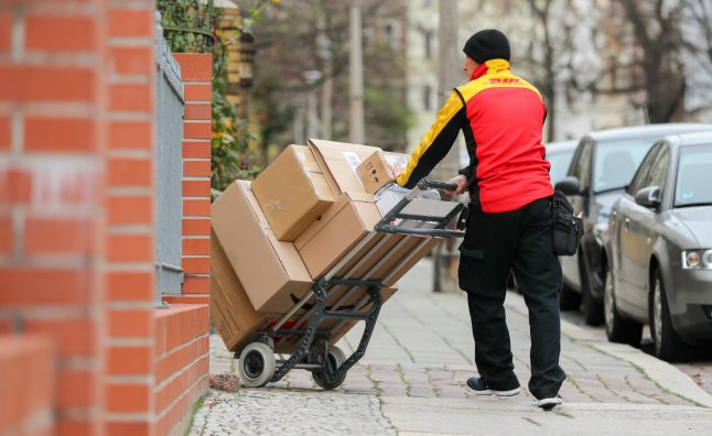Why you'll pay more to send parcels in Germany from next year
