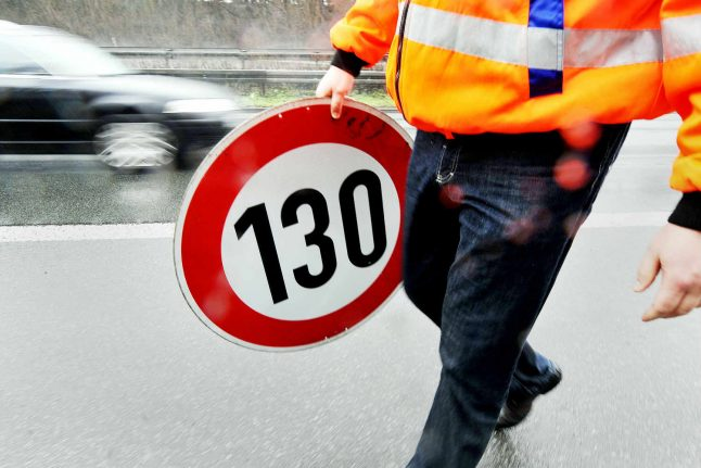 Is Germany set for another showdown on autobahn speed limits?