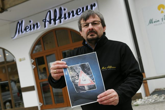 Käse closed: How a German court tried to fix a neighbourly cheese dispute