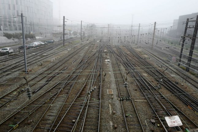 Disruption in Germany as French strikes cause transport misery