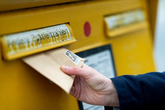 Sending post in Germany before Christmas? Here's what you need to know