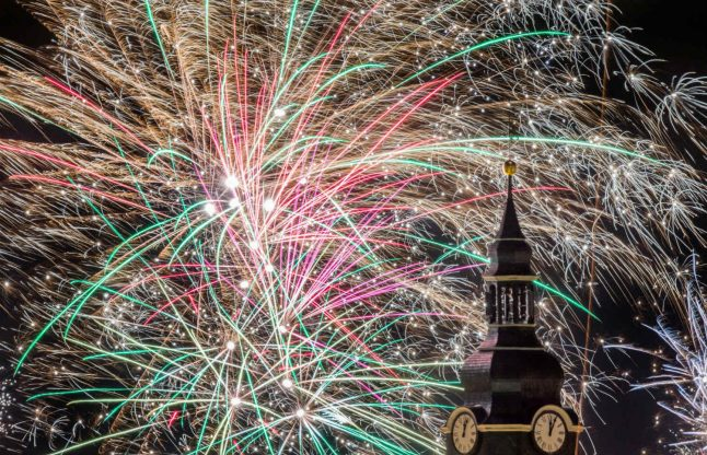 Why many German cities become a fireworks hell on NYE