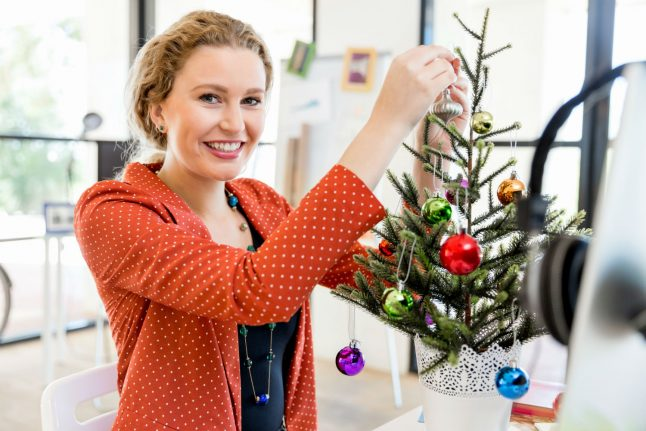 What are the top holiday jobs for students in Germany?