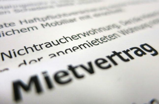 'Open discrimination of foreigners': Landlord fined after advertising flat 'to Germans'