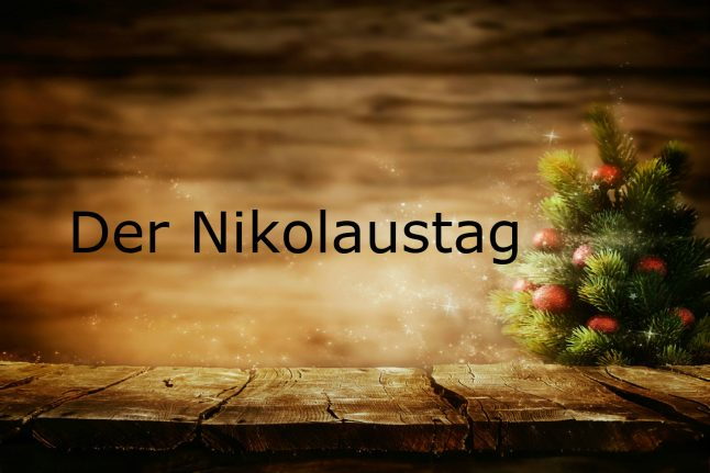 German Advent word of the day: Der Nikolaustag
