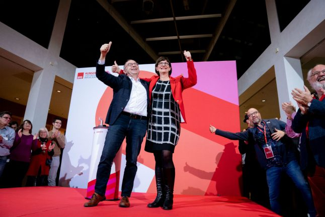 SPD shakeup: What does the future hold for Merkel's coalition government?