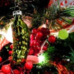 Are Christmas pickle ornaments really a German tradition?