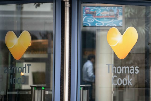 German government to compensate tourists affected by Thomas Cook collapse