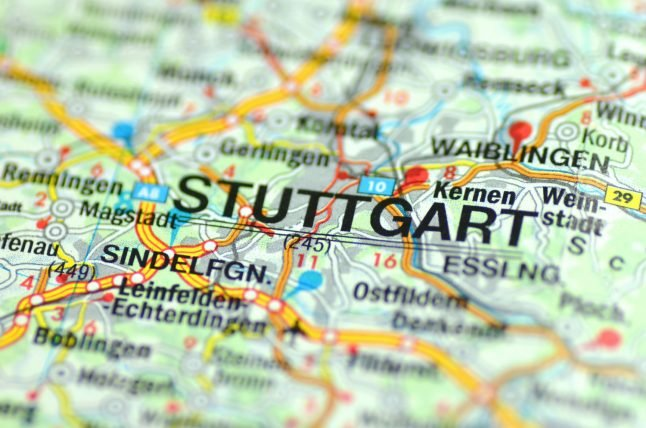 Seven maps that explain the German state of Baden-Württemberg