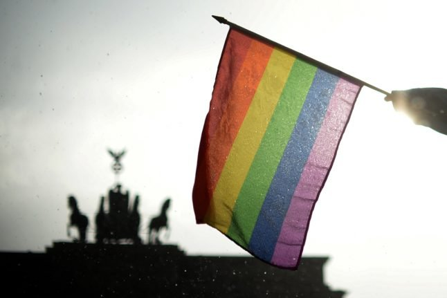 Germany plans fines up to €30,000 in gay 'conversion therapy' ban