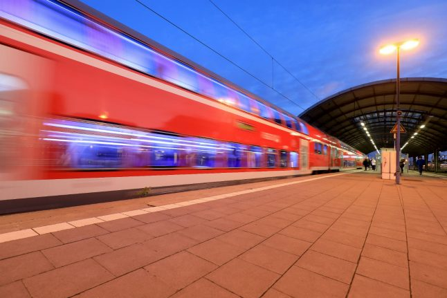 Have your say: How would you rate train travel in Germany?