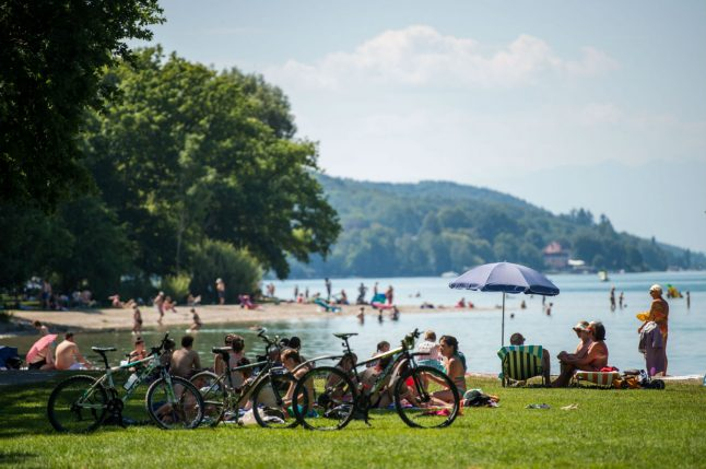 Where Germans are living the good life… and where things aren't so rosy