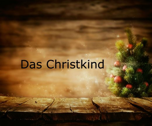German Advent word of the day: Das Christkind